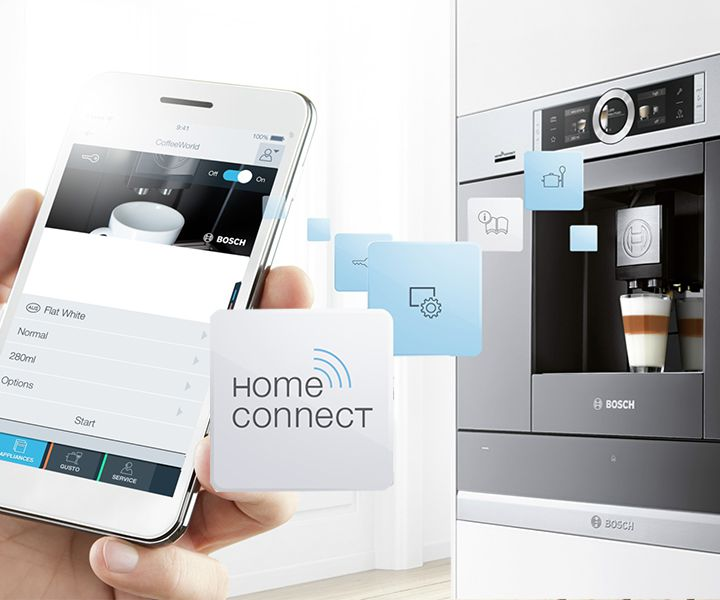 bosch homeconnect